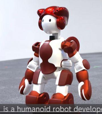 Jag vill ha en humanoid robot!