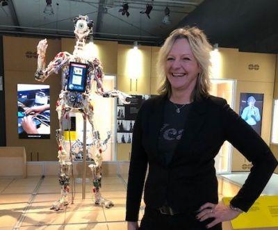 Besök på Tekniska museet i Stockholm